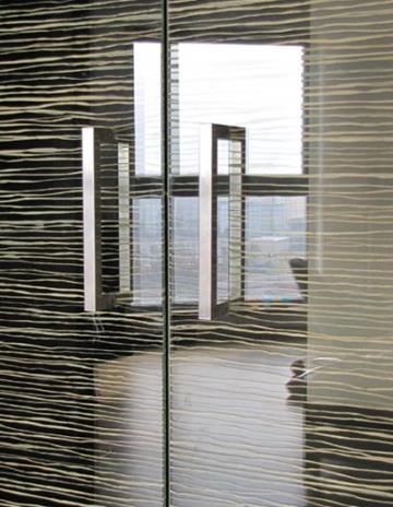 Drzwi ze szkła Natural Madagascar
