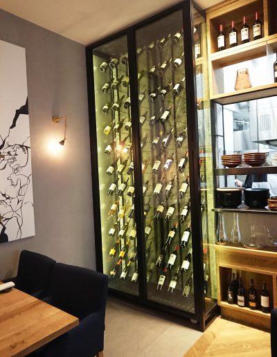 Restauracja WhiteOne - Warszawa.